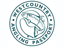 Brand design Westcountry Angling Passport